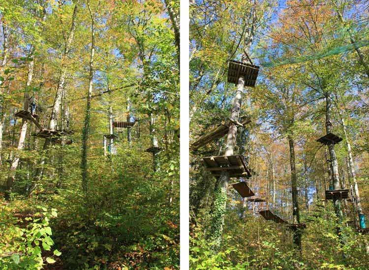 kletterpark lichtenstein