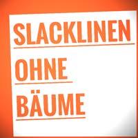 slackline-gestell